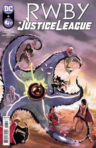 [RWBY/Justice League #6 (Cover A Mirka Andolfo) (Product Image)]