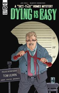 [Dying Is Easy #5 (Cover B Rodriguez) (Product Image)]