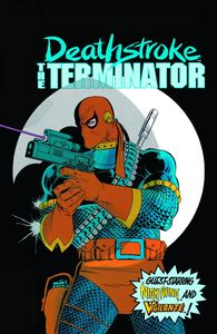 [Deathstroke: The Terminator: Volume 2: Sympathy (Product Image)]