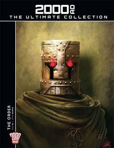 [2000AD: Ultimate Collection: Volume 105 (Product Image)]