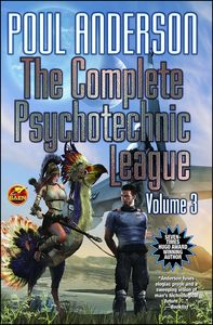 [The Complete Psychotechnic League: Volume 3 (Product Image)]