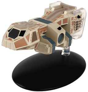 [Star Trek: Starships Figure Collection Magazine #76 Neelixs Ship Baxial (Product Image)]