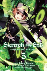 [Seraph Of The End: Volume 5 (Product Image)]