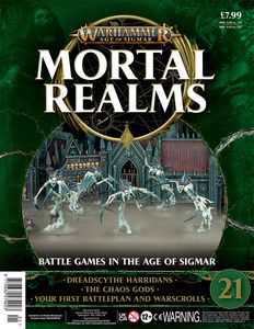 [Warhammer: Age Of Sigmar: Mortal Realms #21 (Product Image)]