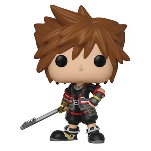 [Kingdom Hearts 3: Pop! Vinyl Figure: Sora (Product Image)]