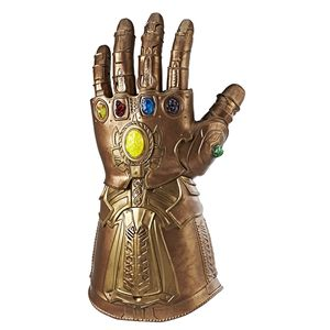 [Avengers: Infinity War: Marvel Legends Replica Thanos Infinity Gauntlet (Product Image)]