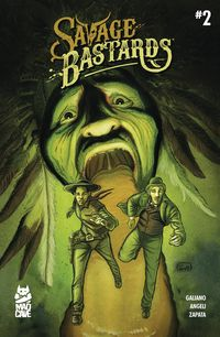 [The cover for Savage Bastards #2]