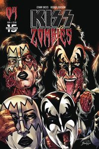 [Kiss: Zombies #4 (Cover C Buchemi) (Product Image)]