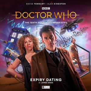 [Doctor Who: The Tenth Doctor Adventures: The Tenth Doctor & River Song: Expiry Dating (Product Image)]