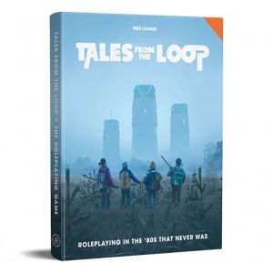 [Tales From The Loop: RPG: Roleplaying In The 80's That Never Was (Hardcover) (Product Image)]