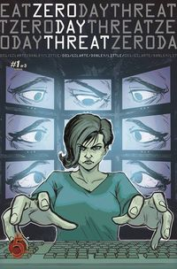 [The cover for Zero Day Threat #1]