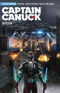 [Captain Canuck: Volume 4: Season 4: Invasion (Product Image)]