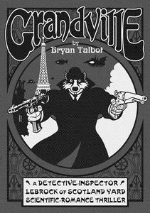[Grandville (Hardcover) (Product Image)]