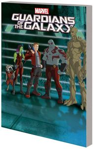 [Marvel Universe: Guardians Of The Galaxy Digest: Volume 2 (Product Image)]