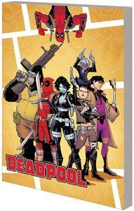 [Deadpool Classic: Volume 23: Mercs For Money (Product Image)]