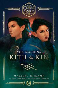 [Critixal Role: Vox Machina: Kith & Kin (Hardcover) (Product Image)]