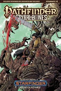 [Pathfinder: Spiral Of Bones #4 (Cover B Federici) (Product Image)]