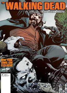 [Walking Dead Magazine #6 (NYCC Variant) (Product Image)]