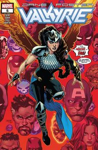 [Valkyrie: Jane Foster #5 (Product Image)]