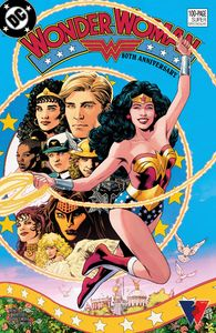 [Wonder Woman: 80th Anniversary: 100-Page Super Spectacular (Travis Moore Bronze Age Variant) (Product Image)]