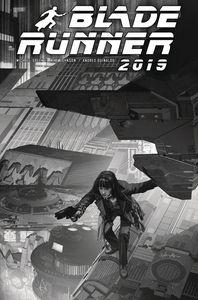 [Blade Runner 2019 #9 (Cover E Edwards Black & White) (Product Image)]