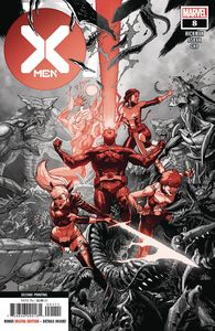 [X-Men #8 (2nd Printing Variant) (Product Image)]