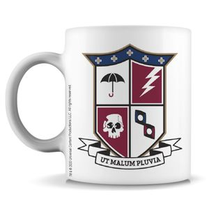 [The Umbrella Academy: Mug: School Crest Mug (Product Image)]