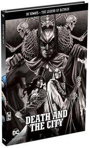 [Legends Of Batman: DC Graphic Novel Collection: Volume 45: Death & The City (Product Image)]