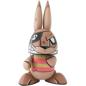 [Joe Ledbetter: Vinyl Figures: Pirate Bunny (Product Image)]