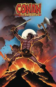 [Conan The Barbarian: Omnibus: Volume 1 (Hardcover) (Product Image)]