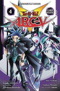 [Yu-Gi-Oh!: Arc-V: Volume 4 (Product Image)]