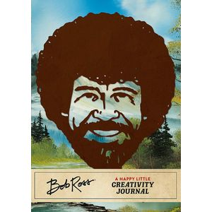 [Bob Ross: A Happy Little Creativity Journal (Hardcover) (Product Image)]