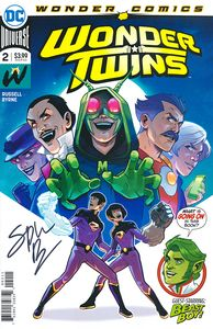 [Wonder Twins #2 (Signed Edition) (Product Image)]