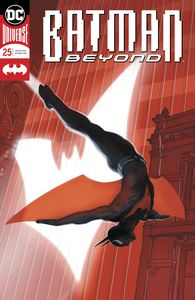 [Batman Beyond #25 (Foil) (Product Image)]