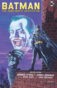 [Batman: The 1989 Movie Adaptation (Deluxe Edition Hardcover) (Product Image)]
