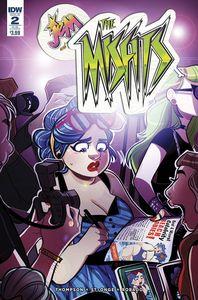 [Jem: Misfits #2 (Subscription Variant) (Product Image)]