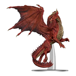 [Dungeons & Dragons: Icons Of The Realms: Adult Red Dragon (Premium Figure) (Product Image)]