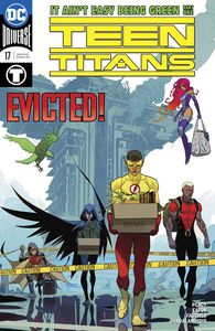 [Teen Titans #17 (Product Image)]