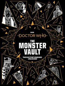 [Doctor Who: The Monster Vault (Hardcover) (Product Image)]