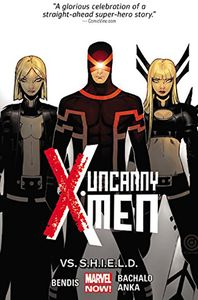[Uncanny X-Men: Volume 4: Vs S.H.I.E.L.D. (Product Image)]