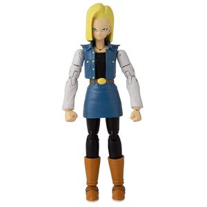 [Dragon Ball: Stars Action Figure: Android 18 (Product Image)]