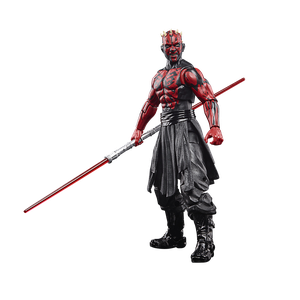 [Star Wars: Darth Maul: Black Series Lucasfilm 50th Anniversary Action Figure: Darth Maul (Product Image)]