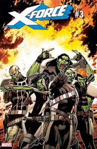 [X-Force #3 (Guice Skrulls Variant) (Product Image)]