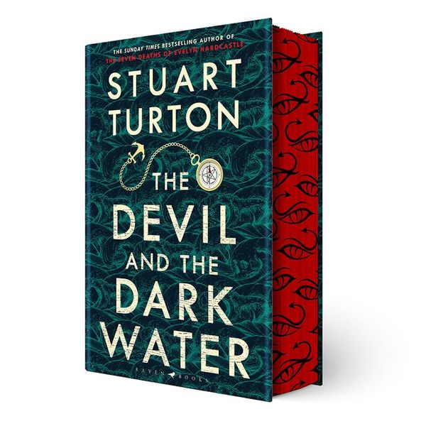[The cover for Devil & The Dark Water (Forbidden Planet Exclusive Signed Edition - Hardcover)]