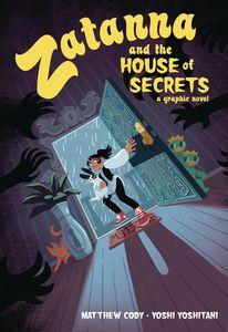 [Zatanna & The House Of Secrets (Product Image)]