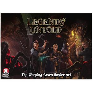 [Legends Untold: The Weeping Caves: Novice Set (Product Image)]
