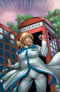 [Faith #3 (Cover B Lupacchino) (Product Image)]