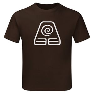 [Avatar The Last Airbender: Children's T-Shirt: Earth Element (Product Image)]