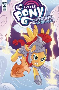 [My Little Pony: Legends Of Magic #4 (Cover B Sterling) (Product Image)]