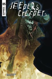 [Jeepers Creepers #5 (Cover A Sayger) (Product Image)]
